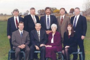 We specialize in family business stories since that's how we started. Above: Founder Rhonda Anderson-Lauritzen's family.