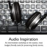 Audio Inspiration - an intermediate workshop