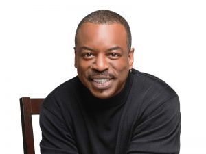 Photo of LeVar Burton, who will be the keynote speaker at RootsTech 2017.