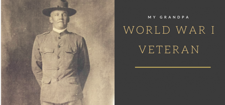 Why do we celebrate Veteran Day? My paternal grandfather is a Utah Veteran of World War I and all other Veterans.