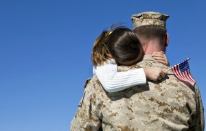 Why celebrate Veteran Day? To honor sacrifice of days soldiers sacrifice with their famiilies