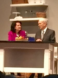 President Russell M. Nelson and his wife Wendy taught me a lot about family history.
