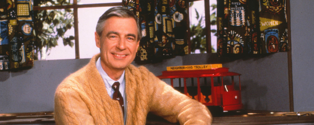Mr. Rogers on anger, suicide and revelation through quiet
