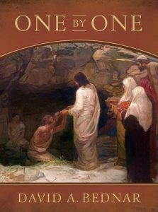 One by One, a new book by David A. Bednar
