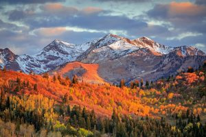 Power of Place - Utah is my home and there is no better time than fall here