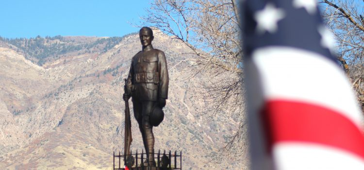 Weber County Heritage Foundation Renovates World War I Doughboy Monument