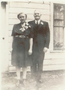 My paternal grandparents, Alvin and Mary Smith Anderson