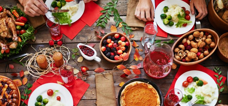 Thanksgiving stories are as abundant as gratitude