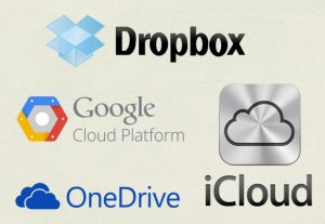 Once you record voice, save it to the cloud: DropBox, Google Cloud, OneDrive or iCloud