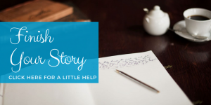 Finish your story with a little help from Evalogue.Life