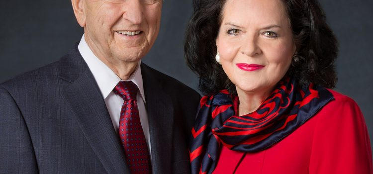 Sacrifice = Blessings. LDS Church leader, Russell M. Nelson and his wife Wendy Tell us Why