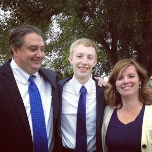 On my son Tyler's missionary farewell day we say lots of tender mercies.