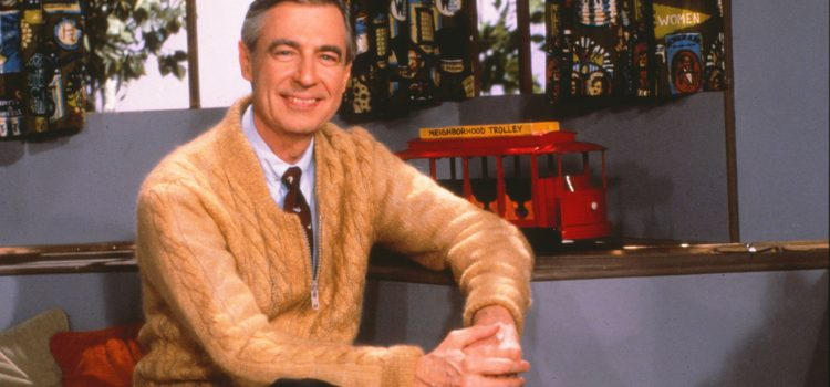 Mr. Rogers on suicide, anger and the value of quiet