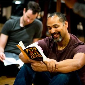 René Thornton Jr. American Shakespeare Center. Photo credit Jay McClure. Death of a mother, especially unexpectedly, can leave one in a heap. But here Rene smiles again by following the passion she encouraged him to develop.