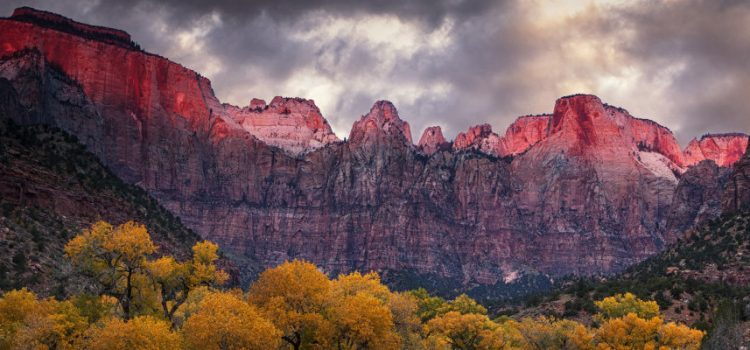 When the places of our ancestors beckon us – a nod to Zion National Park History