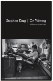 Stephen King restates ideas related to the 10,000-hour rule in his own way in On Writing - a Memoir of the Craft. This is the cover of that wonderful book.
