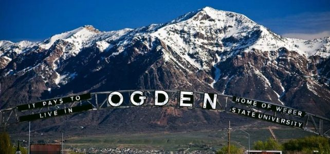 Power of Place - Ogden has always felt like home even when I did did not live here - Photo of the Ogden sign