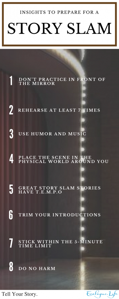 8 tips to prepare for a story slam, by Bill Wight from TalkWorx, taught at the Weber State University Storytelling Festival
