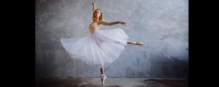 Ballet dancer - we at Evalogue.Life feel privileged whenever we get to offer services for local nonprofits like the Ogden Symphony and Ballet Association