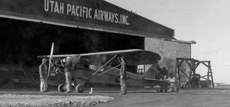 Ogden Airport History – Rich and Abundant just like the city