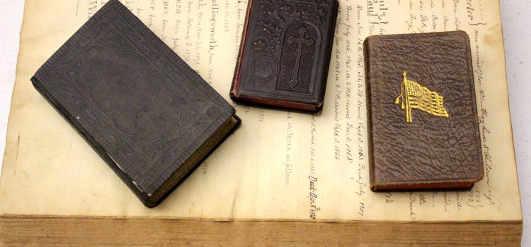 Bible Rescue Saves the Family Bible and the Genealogy Inside