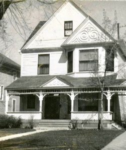 2560 Jefferson Avenue - photo from Weber State University Stewart Library Special Collections