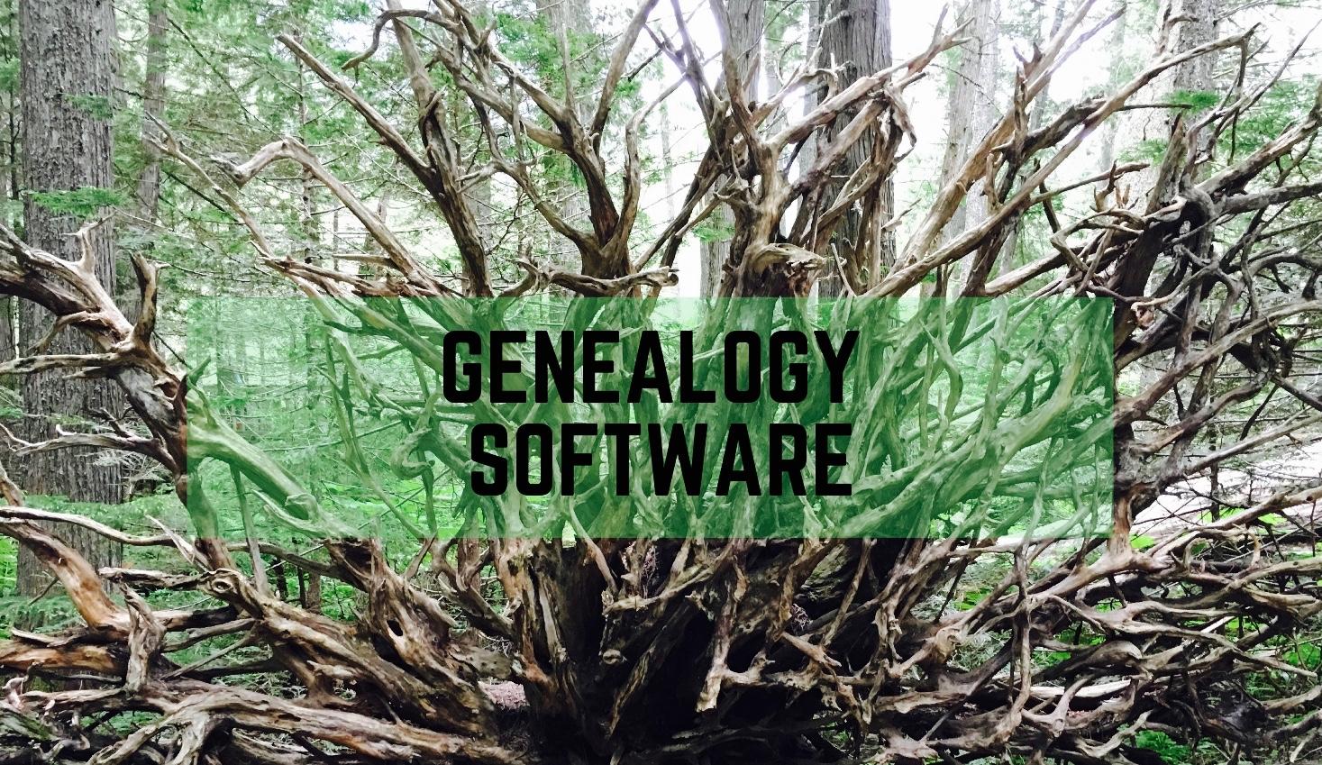 free genealogy software reviews