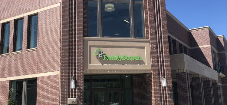Ogden's New FamilySearch Center Makes its Debut – Five Reasons Why You Must Check it Out
