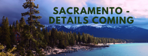 Sacramento class - details coming: photo of Lake Tahoe with snow-capped mountains in the background