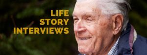 Life story interviews