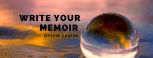 Write your memoir online course